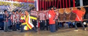 Gordang Sambilan Mandailing