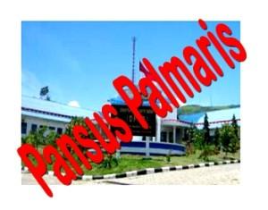 Pansus palmaris DPRD Madina 110912