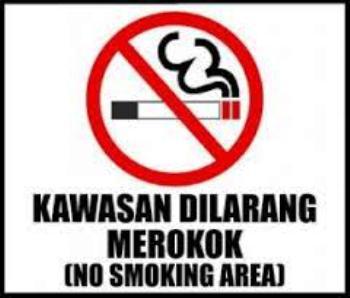 perda larangan merokok
