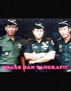 Pendukung Jokowi Mulai Kampanye Tangkap Tiga Jenderal Ini