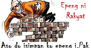 Korupsi karikatur - Copy