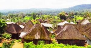 Desa Sibanggor Julu