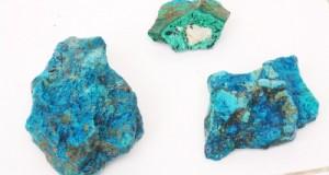 Batu akik jenis pirus biru dan hijau