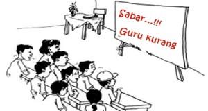 Kekurangan guru