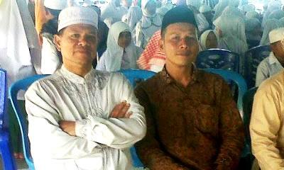 Nazamuddin Nasution dan Ludfan Nasution