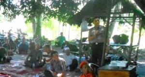 Sosialisasi bahaya narkoba di Huraba