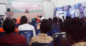 Kapolres Madina di acara sosialisasi