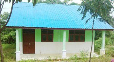 Gedung SD Negeri 295 Desa Simpang Durian