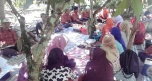 Rembug KTNA Madina di pembibitan Simaninggir, Siabu