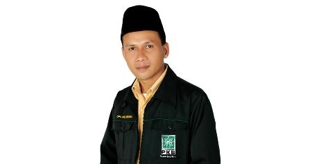 Ludfan Nasution, S.Sos