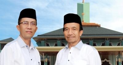 Pasangan Yusuf Nasution-Imron Lubis