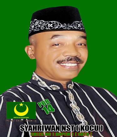 Shahriwan Nasution 'Kocu' (PBB)