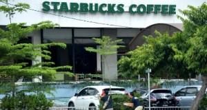 Starbucks Coffee salah satu titik serangan