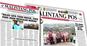 Surat kabar Malintang Pos
