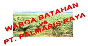 Batahan vs Palmaris grafis