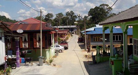Kampung Tambahtin, Malaysia