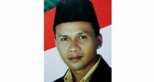 Sekretaris FKDT Madina, Muhammad Ludfan Nasution, S.Sos