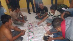 Pemain Judi Dadu Ditangkap Polisi