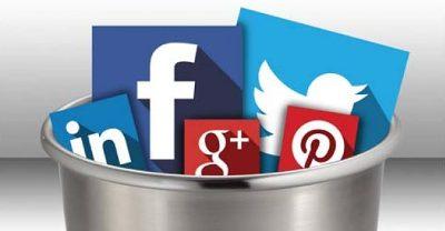 ragam jejaring sosial grafis