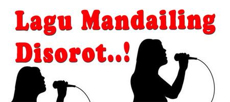Grafis lagu Mandailing dalam sorotan