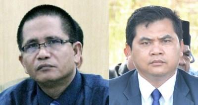 Imran Khaitamy dan Ismail Lubis