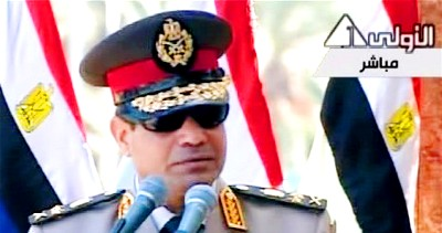 Jenderal Abdel Fattah Al Sisi