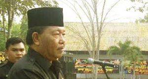 Bupati Madina Dahlan Hasan Nasution