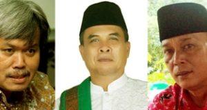 Yunus Saefulhak, Jakfar Sukhairi dan Iskandar Hasibuan