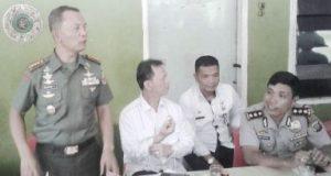 Pertemuan perwakilan Tapsel dan Madina menyelesaikan konflik Aek Badak dan Sihepeng