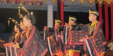 Festival Tortor Mandailing