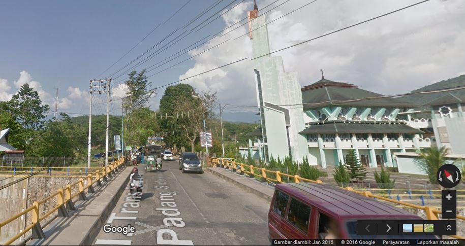 Street View Aek Godang